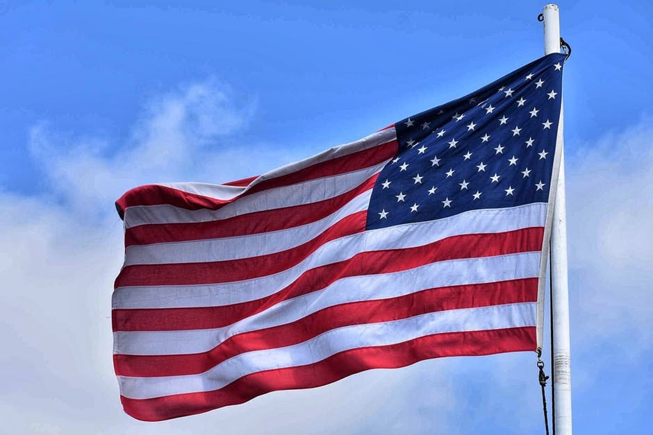 Image result for american flag presidents day