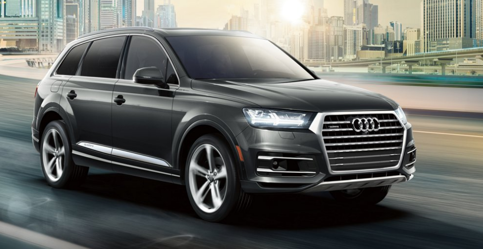 Audi Q7 Named 2019 Best Luxury 3 Row Suv For Families By U S News World Report International Autosource