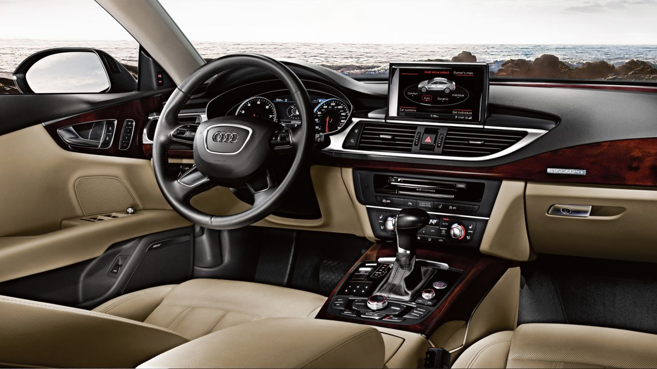 vehicle spotlight the 2014 audi a7 international autosource. Black Bedroom Furniture Sets. Home Design Ideas