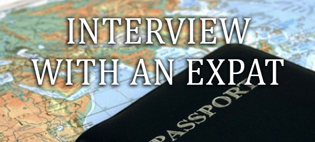 INTERVIEW WITH AN EXPAT: GET TIPS AND ADVICE FROM A BRITISH