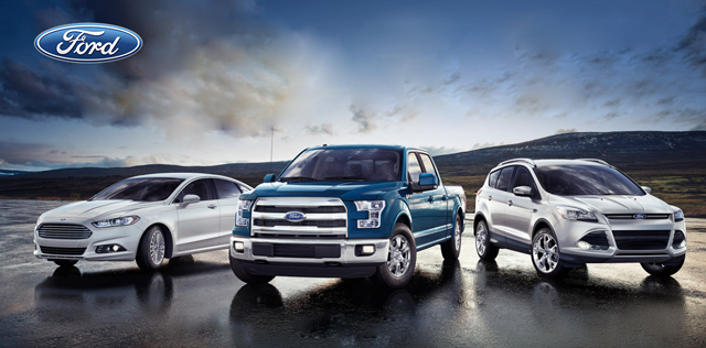 And The Winner Is Ford International Autosource - 2016 ford vehicle lineup