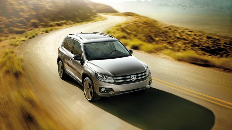 Vehicle Spotlight The 2017 Volkswagen Tiguan Sport 2wd