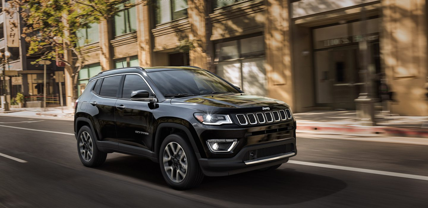 Upscale and sophisticated. The Jeep Compass exudes confidence wherever it goes.