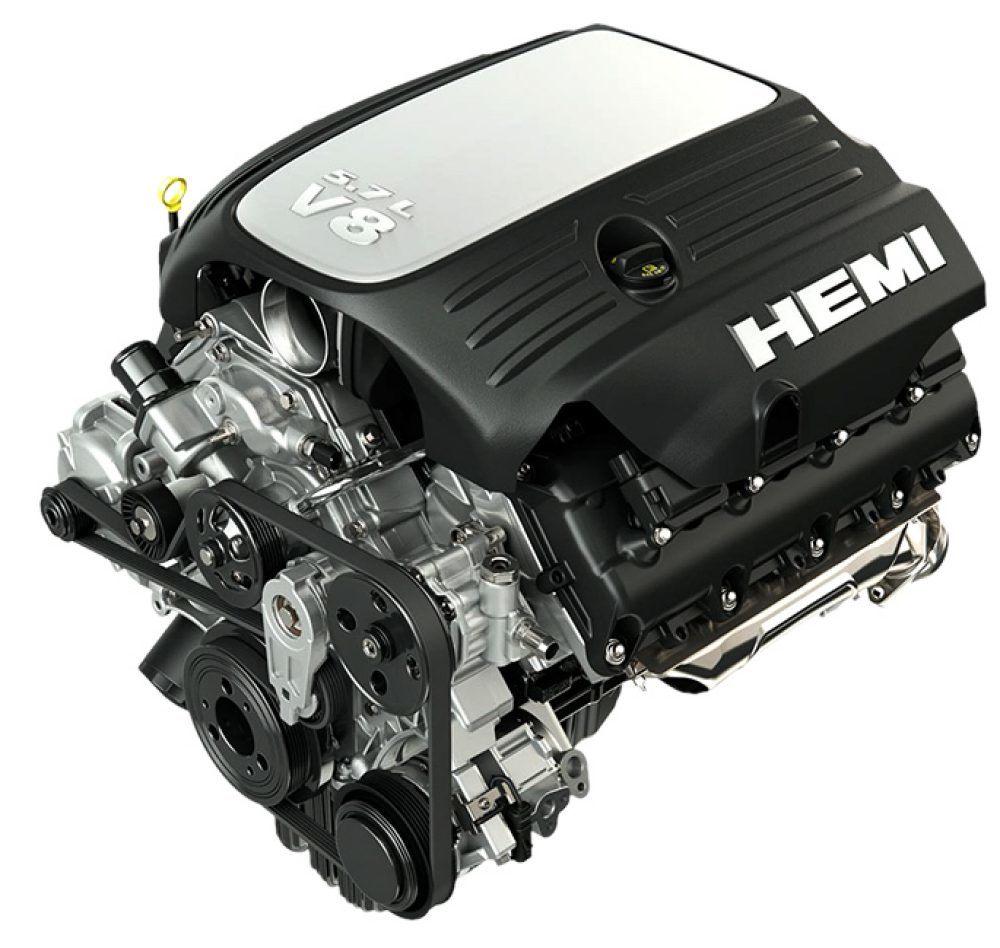 5.7L HEMI® V8 ENGINE