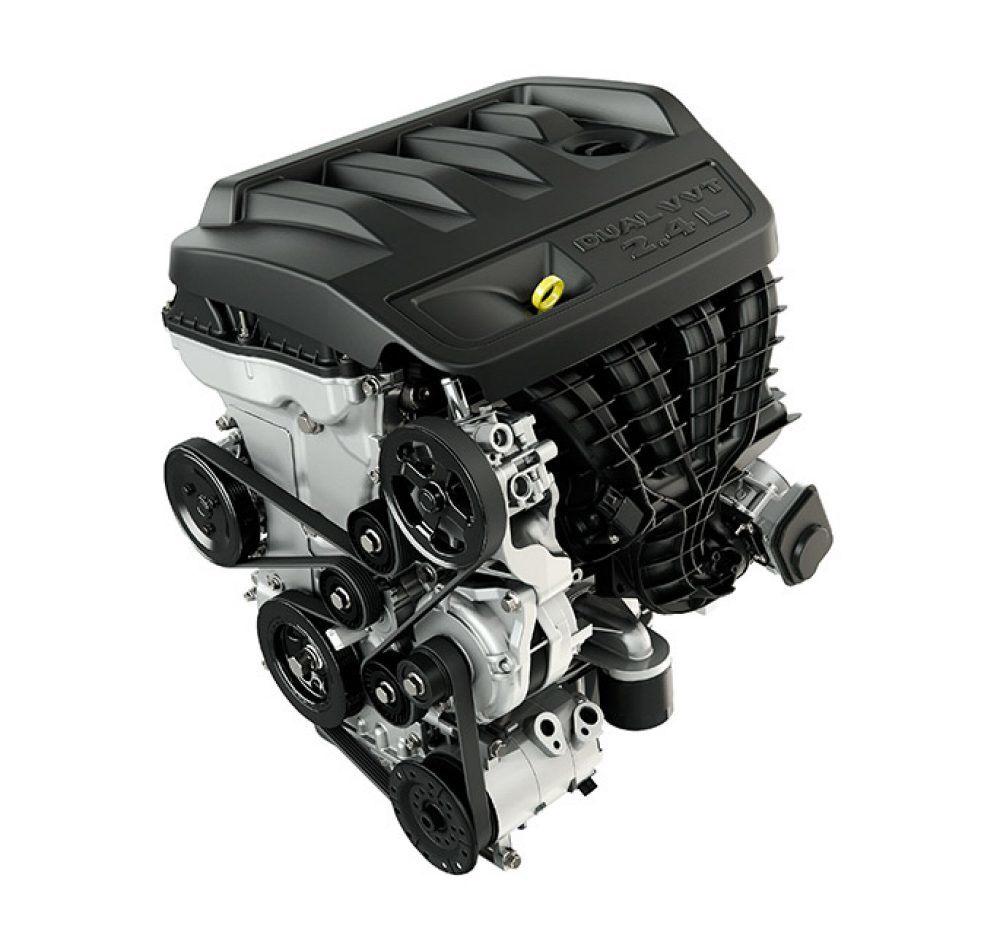 2.4L 16-VALVE FOUR-CYLINDER ENGINE