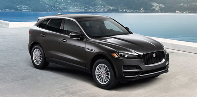 The Jaguar F PACE Model Brings Together Innovation And Versatility With The  Excitement Of Sports Car Inspired Agility. Offering A Choice Of Advanced ...
