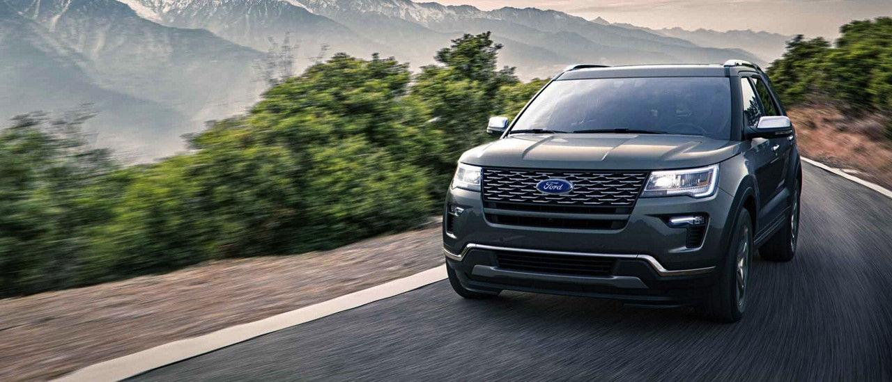 Ford Explorer Capability