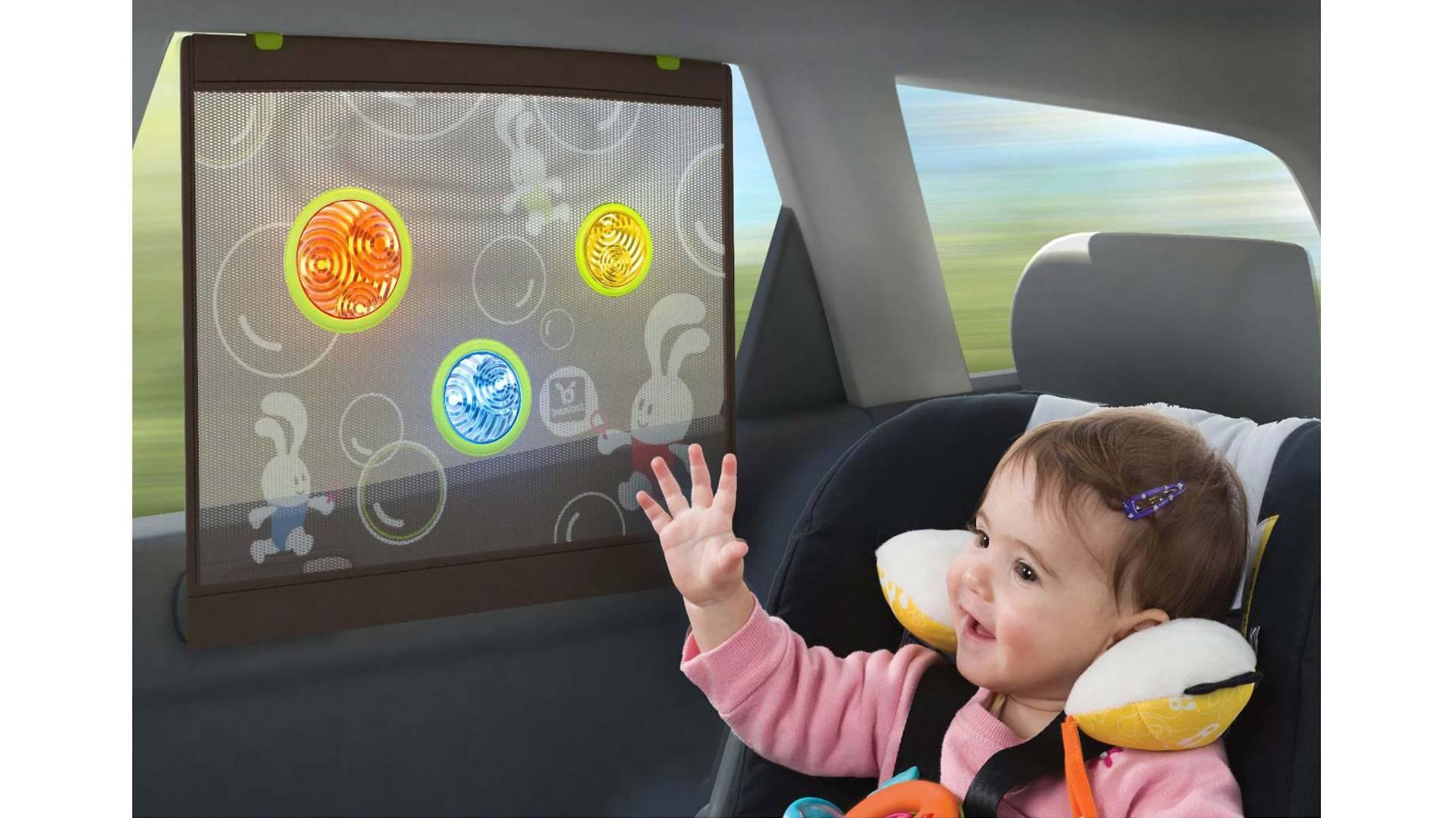 Benbat Bubble Dream Car Sunshade