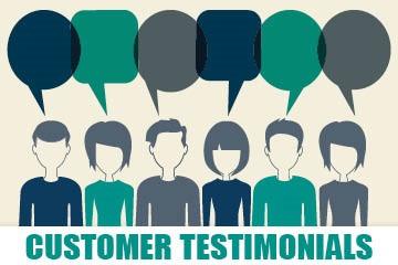 Customer Testimonials - IAS