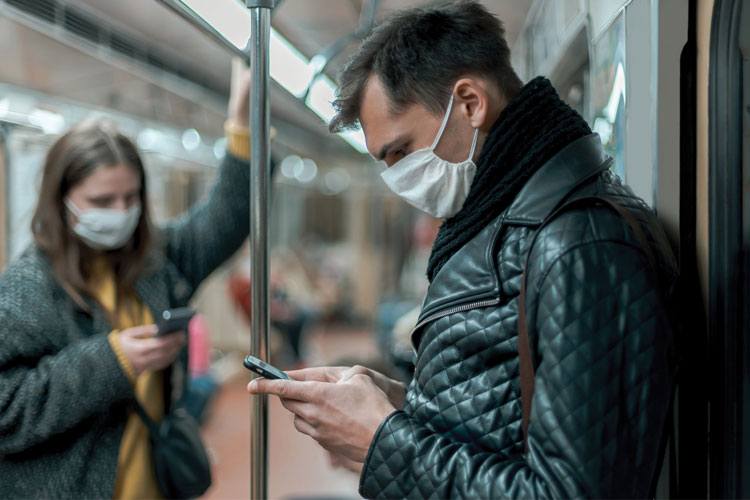 Concern with Mass Transit during pandemic
