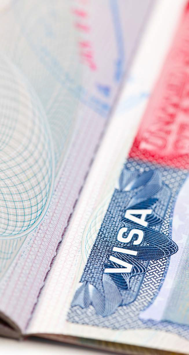 2020 Visa Restrictions