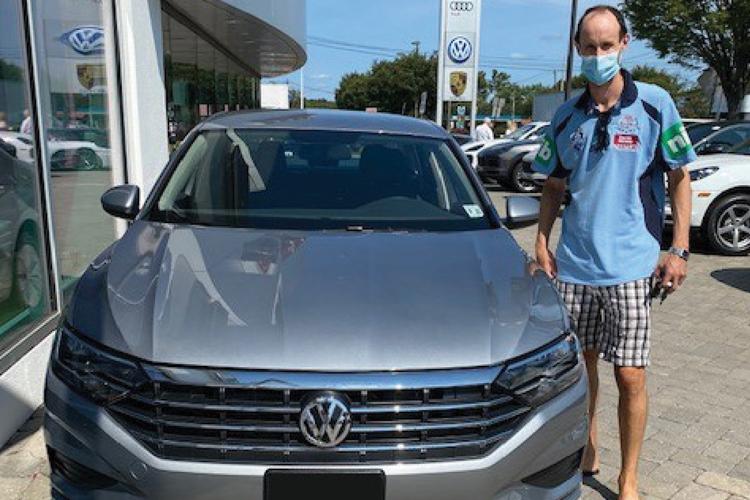 Expat Financing Volkswagen Jetta