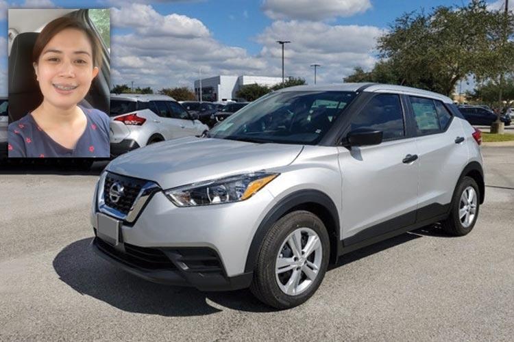 2020 Nissan Kicks Kristine