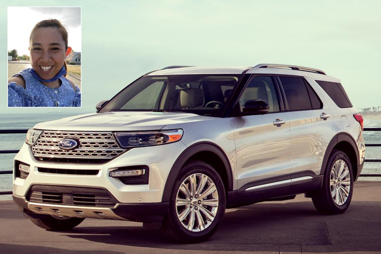 Physical Therapist Ford Explorer