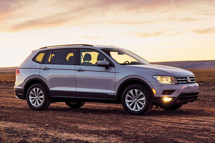 British Expat Leases Volkswagen