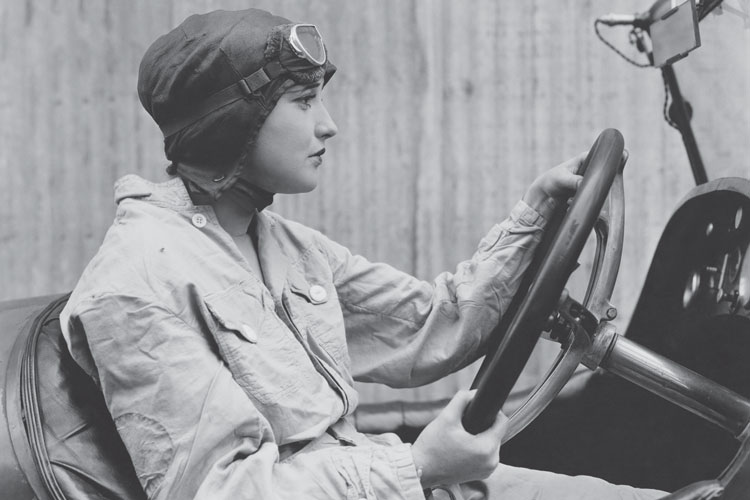 Women Who Drove Change Behind the Wheel